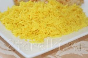 золотистый рис