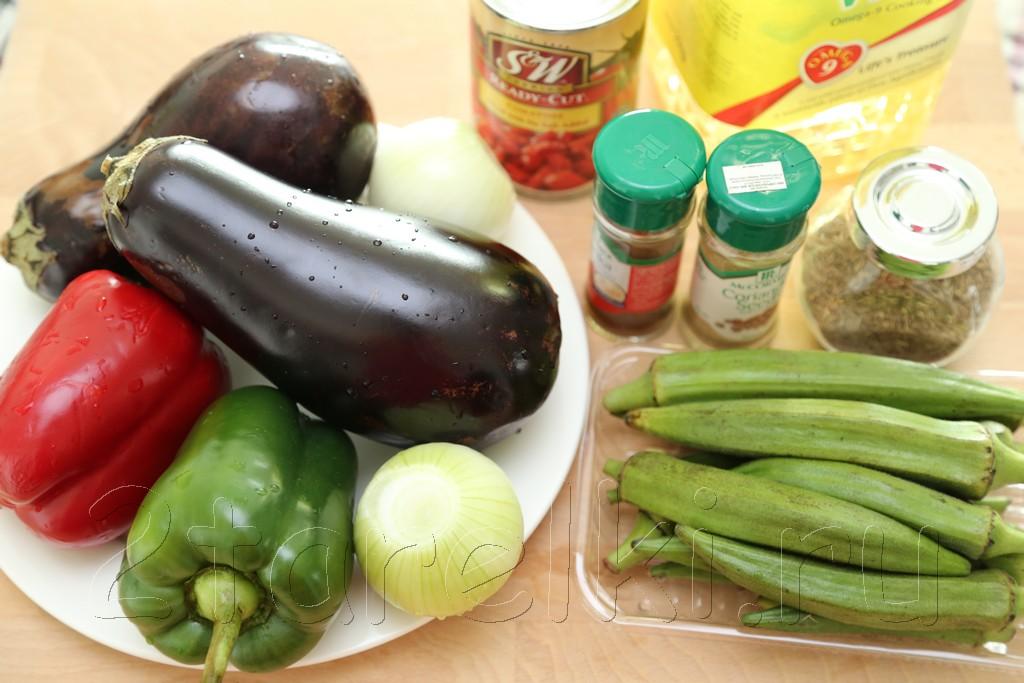 Говядина с овощами по-средиземноморски 1