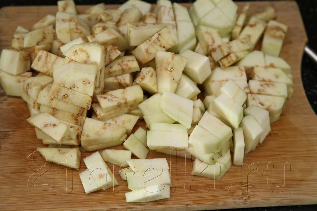 Говядина с овощами по-средиземноморски 4