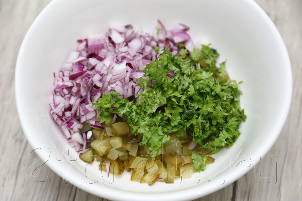 Салат-закуска из цветной капусты 6
