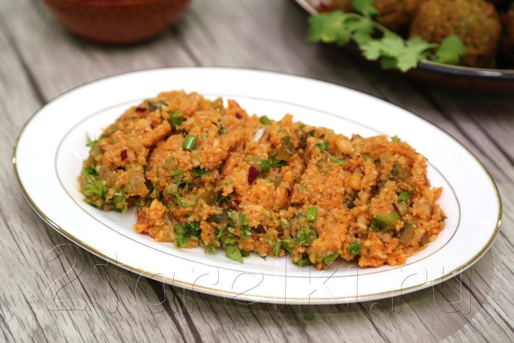 Салат-закуска из цветной капусты 8