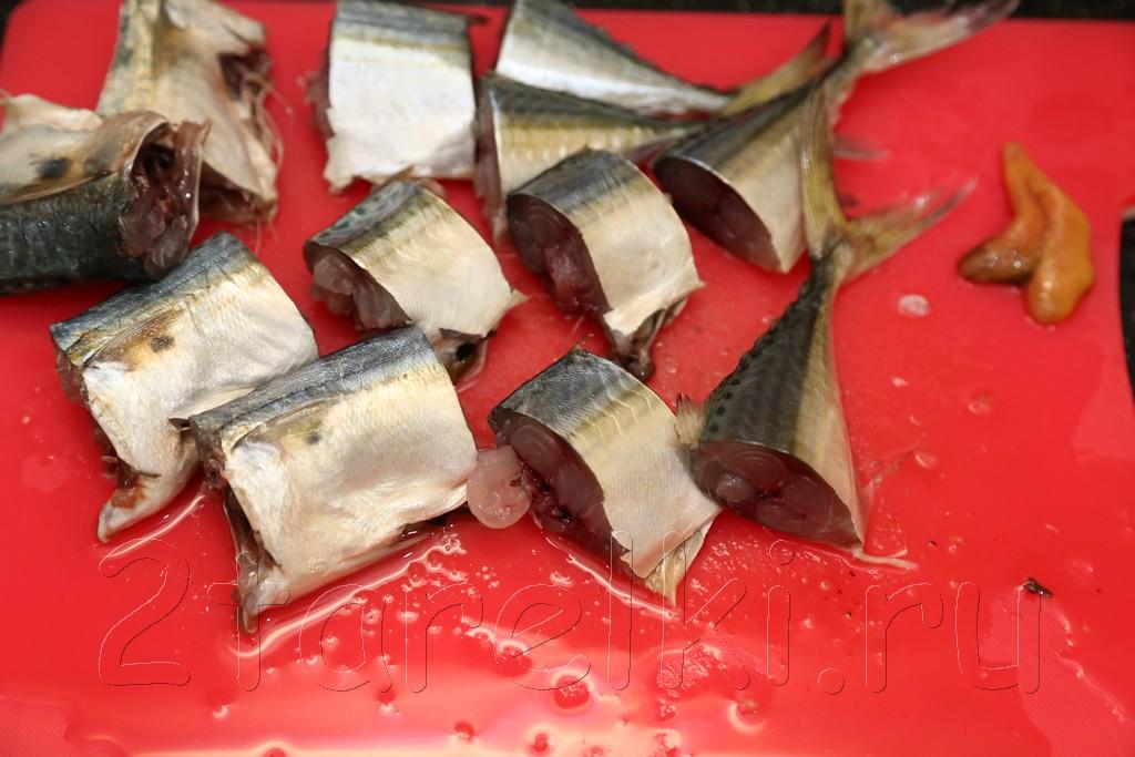 Соленая рыбка Ikan Kembong4