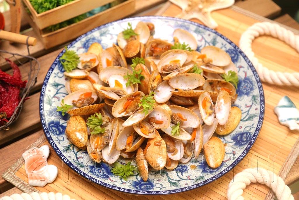 Ракушки «ла-ла» по-азиатски