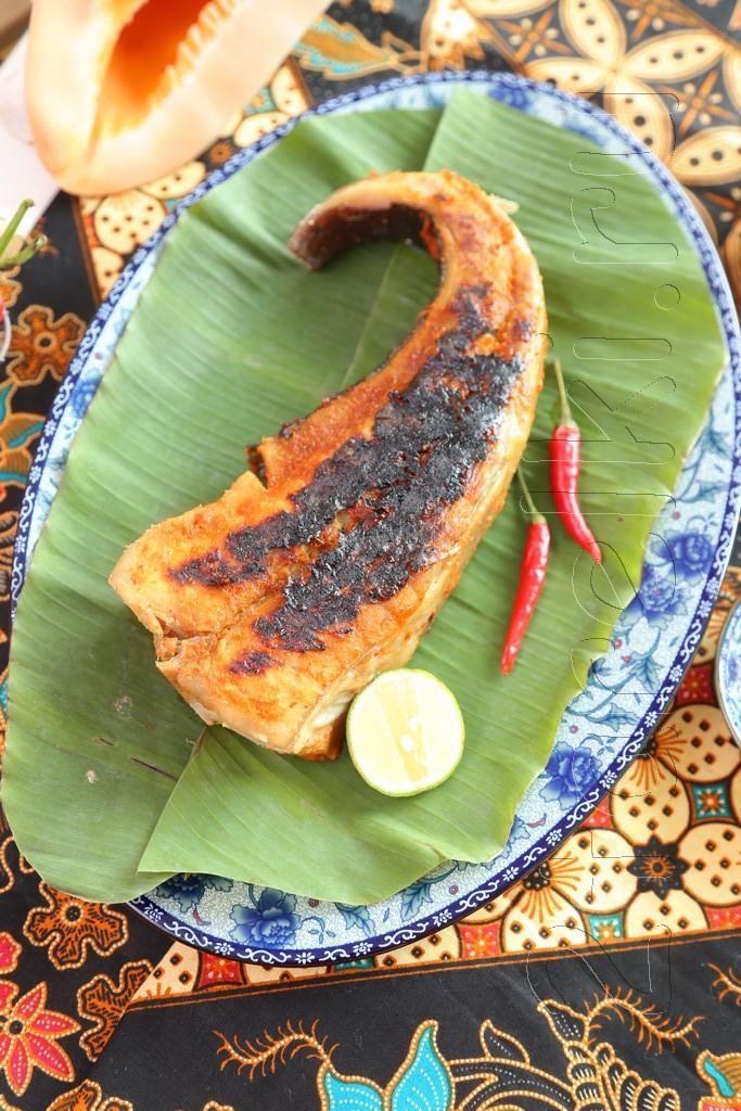 Икан Бакар Ikan Bakar