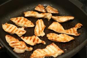 Куриное филе в соевом соусе 4