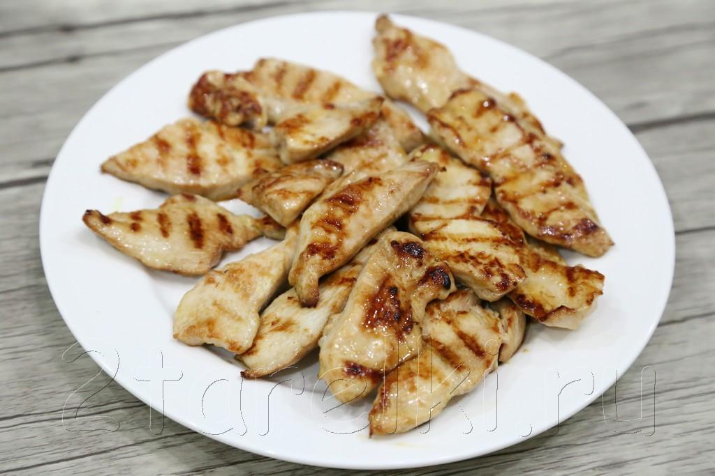 Куриное филе в соевом соусе 5