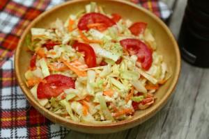 Острый салат из капусты 3