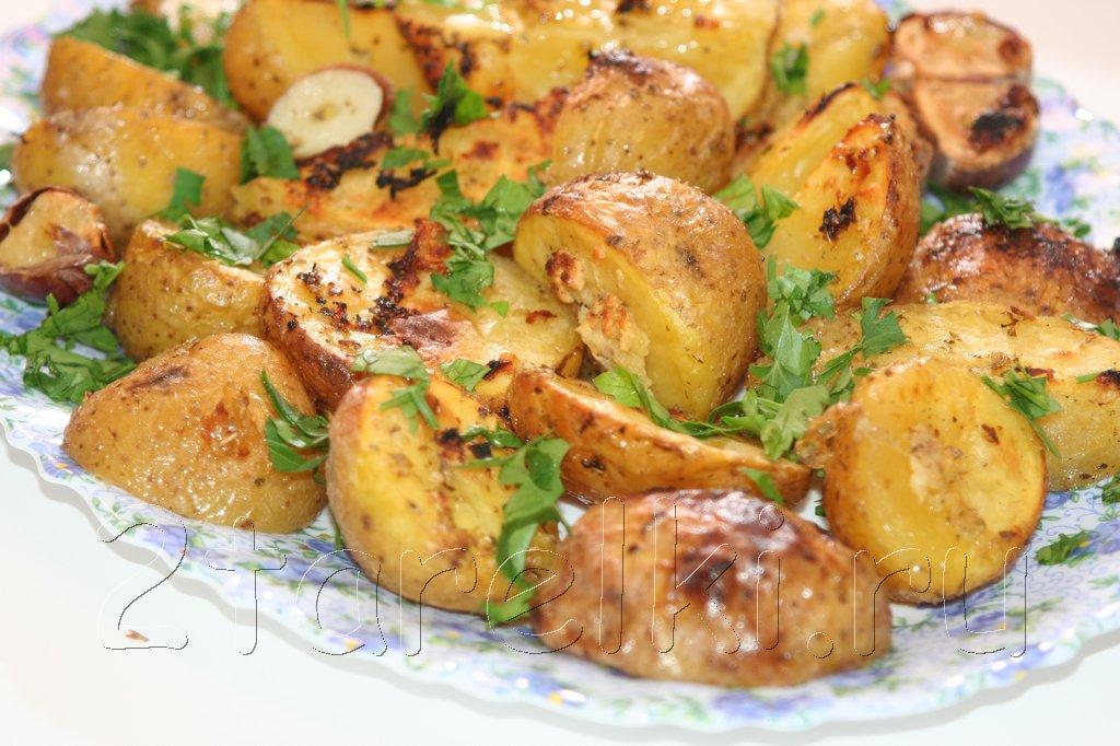Картошка на праздничный стол