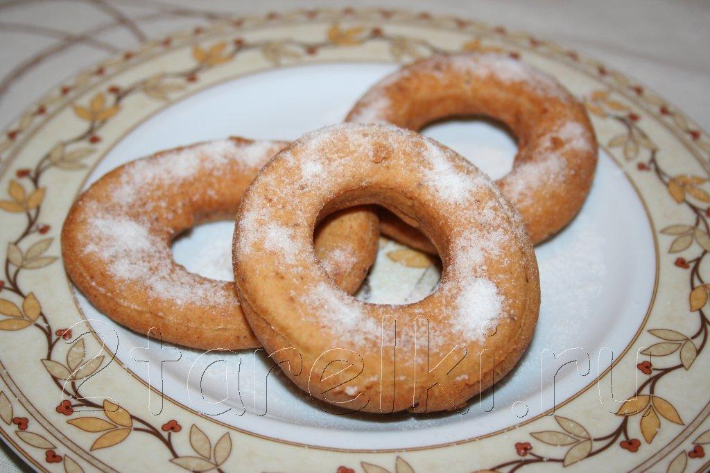 пончики московские
