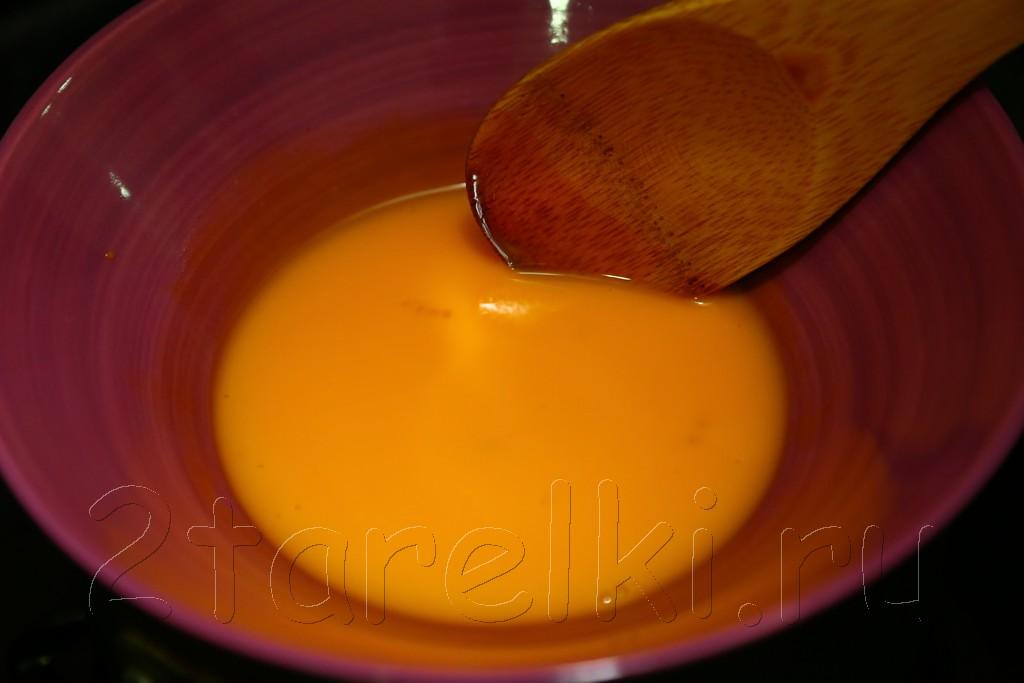 Голландский соус / Холландез (Hollandes) 4