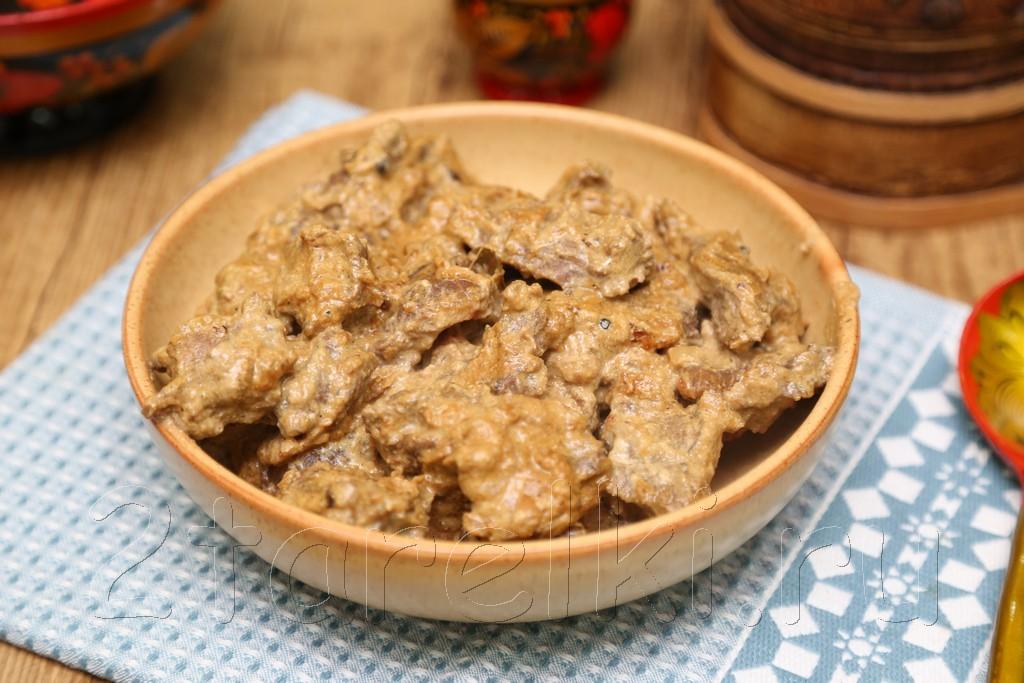 говядина с грибами и сыром в духовке рецепты