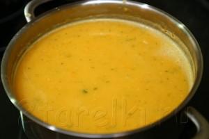 Чечевичный суп с мятой и лимоном 8