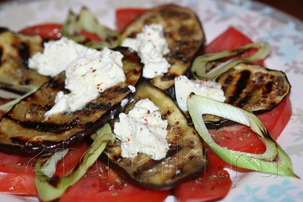 Овощные салаты салаты