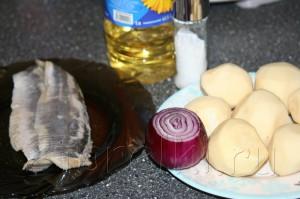 IMG 2809 300x199 Картофельные лепешки с селедкой