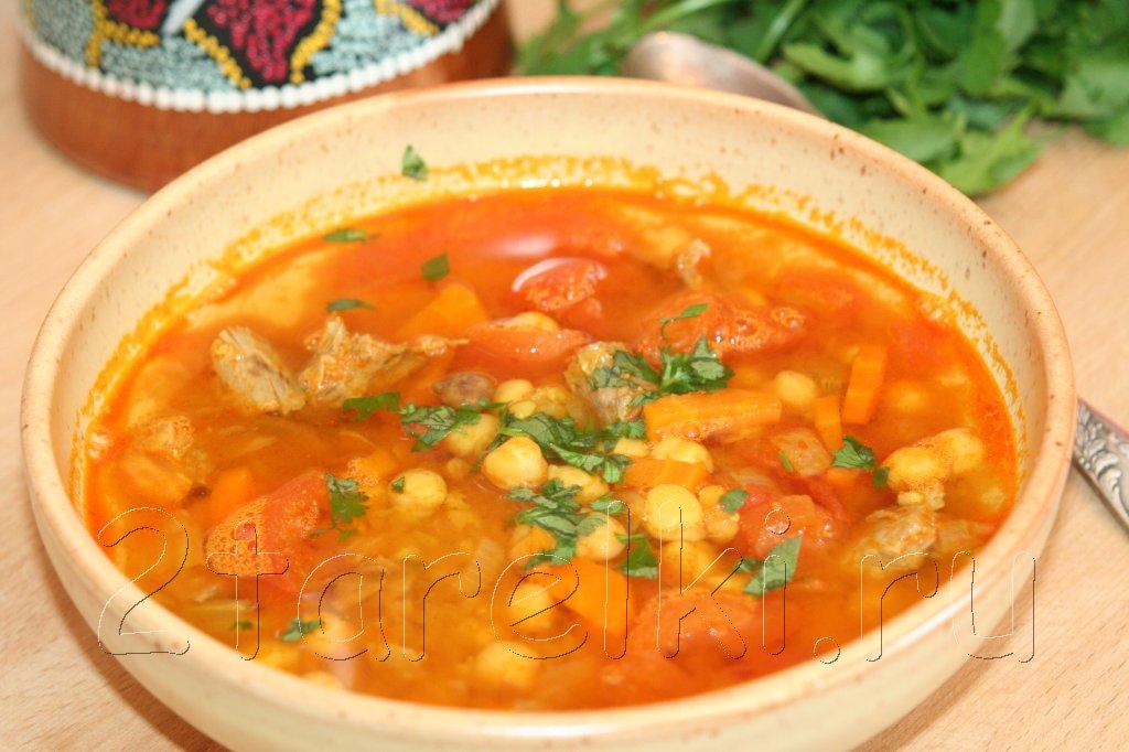"суп ""Харира"""