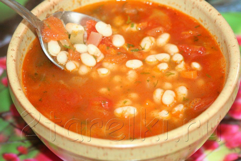 Армянский фасолевый суп рецепт с фото