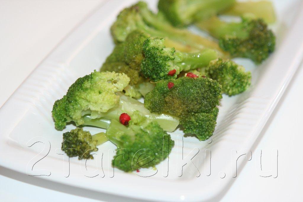 Как сделать подлив из брокколи