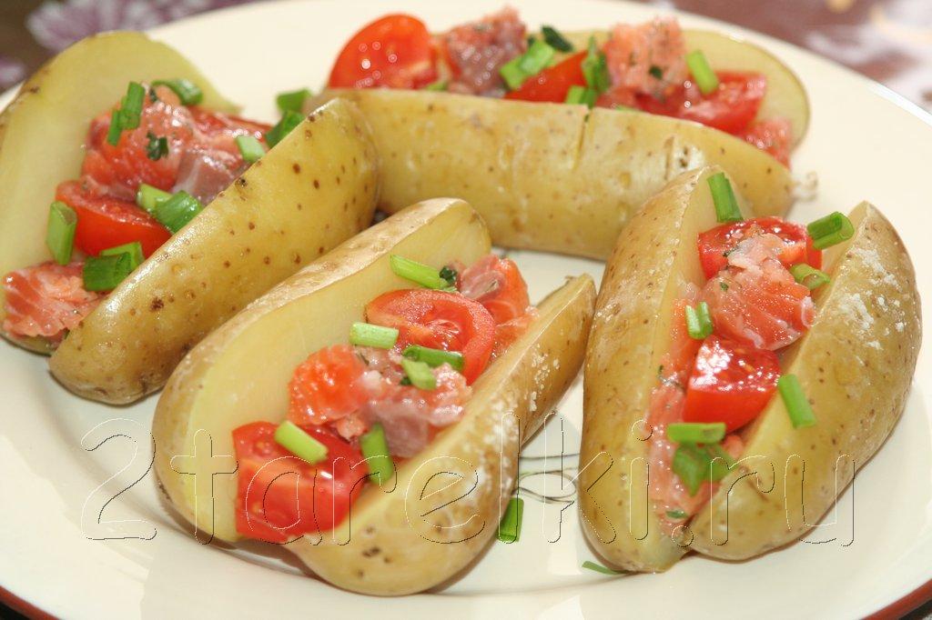 Красная рыба - рецепты с фото вкусных блюд из лосося - готовим ... | 682x1024