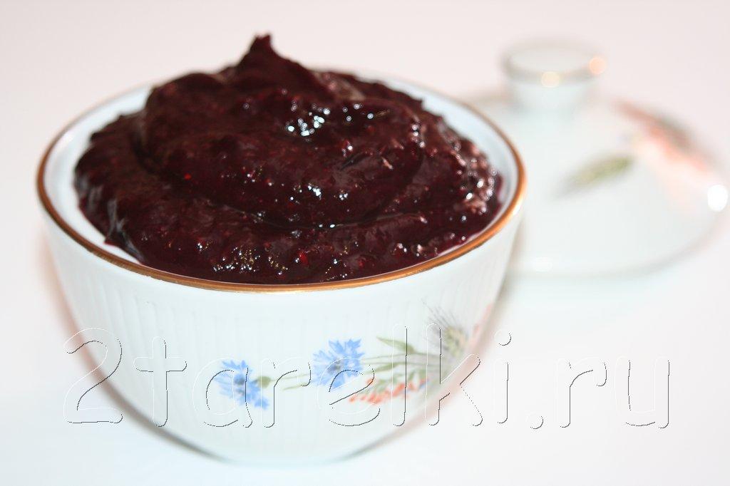 Острый смородиновый соус