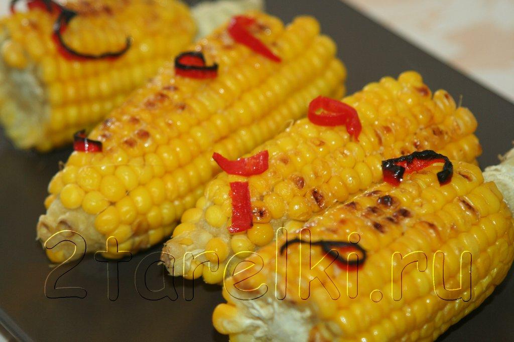 острая кукуруза