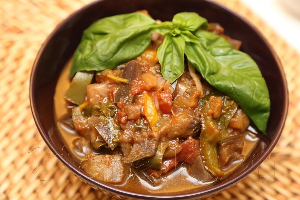 Армянское овощное рагу - айлазан