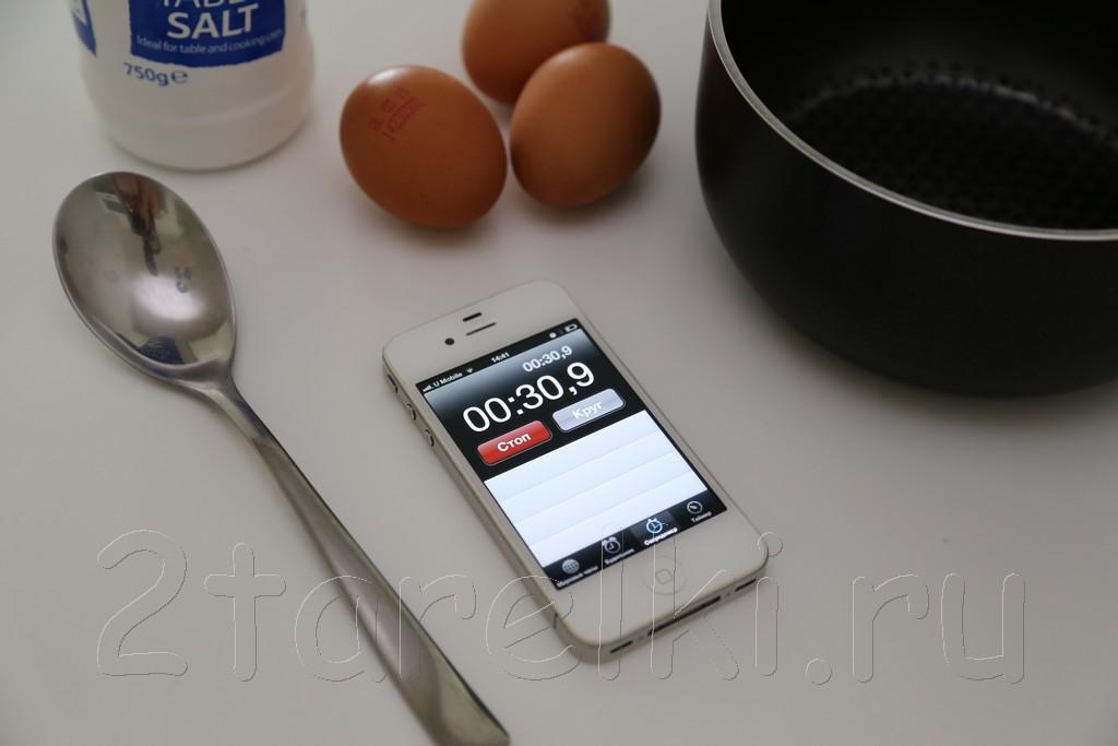 """Секреты приготовления яйца всмятку и в """"мешочек"""" 1"""