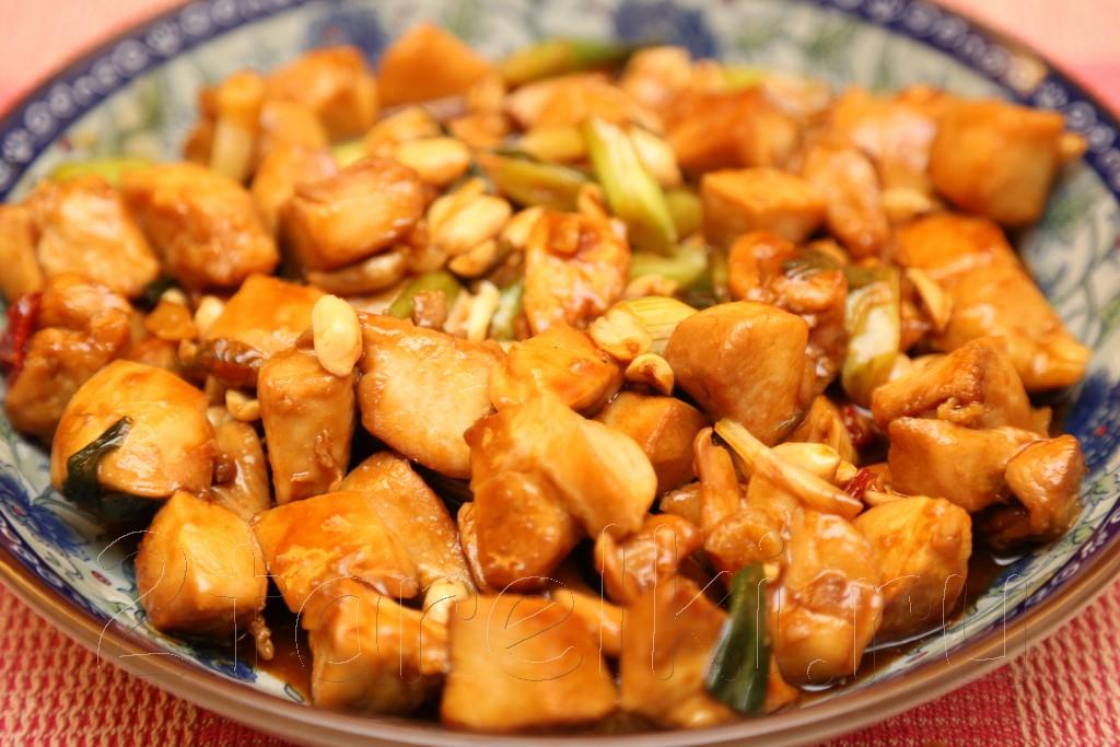 Курица по-китайски с соусом хойсин 11