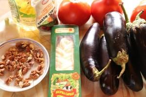 Салат из баклажанов-гриль по-грузински 1