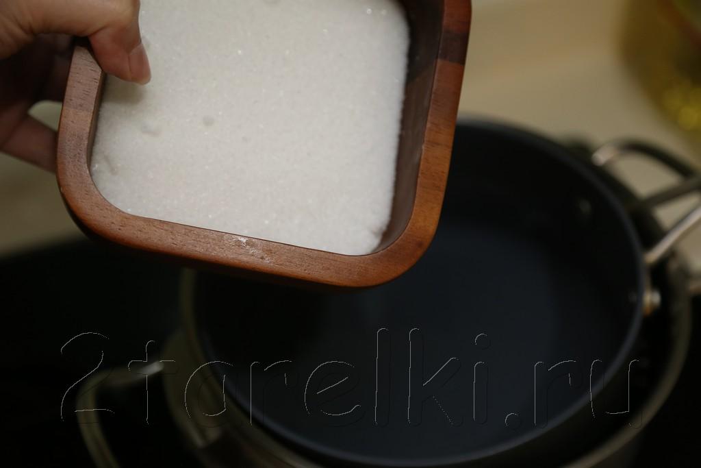 Домашнее сгущенное молоко 2