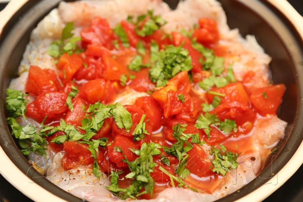Рецепт рыбы с острова Спетсес 3