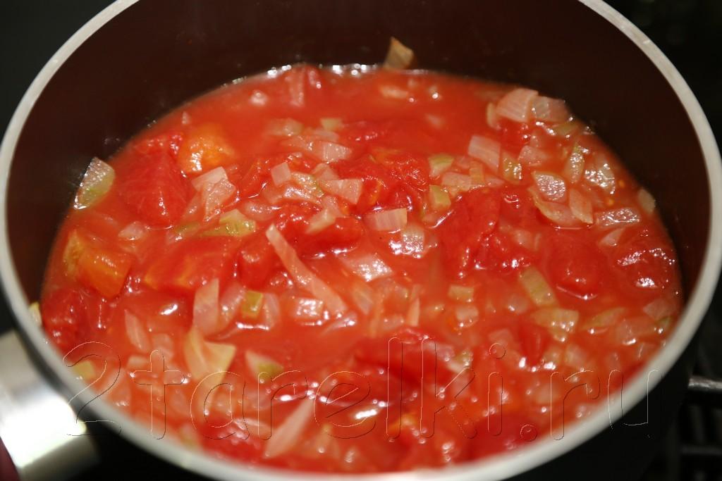 Томатный соус с тимьяном 4