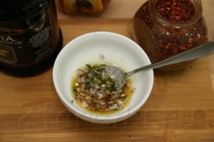 Запеченная в меду семга 3
