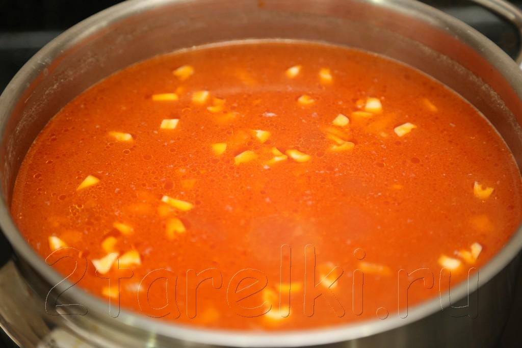 Рыбный суп по-веракрусски 12