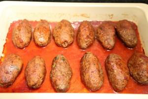 Котлеты в томатном соусе по-турецки  10