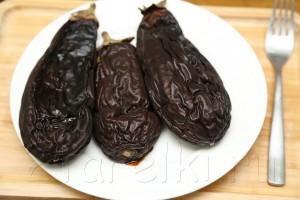 Мясо с баклажанами по-турецки 1