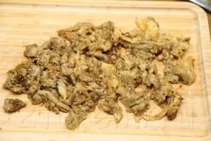 Мясо с баклажанами по-турецки 2