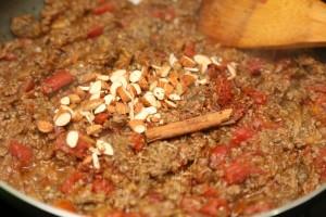Мясо с баклажанами по-турецки 7