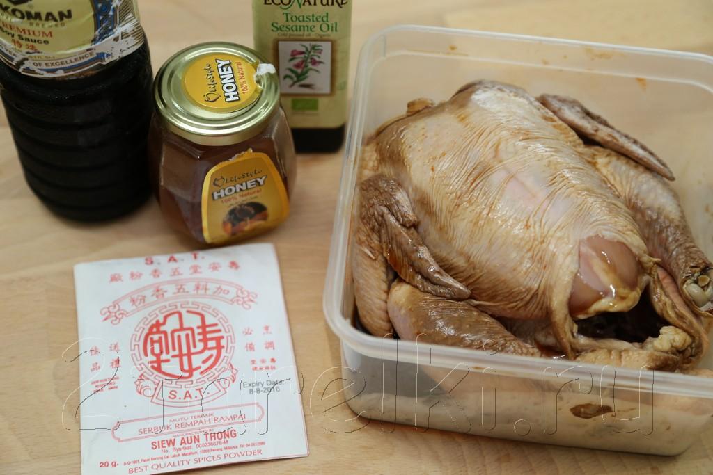 Курица по-пекински 1
