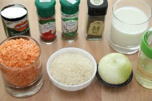 Суп с чечевицей и рисом по-турецки 1