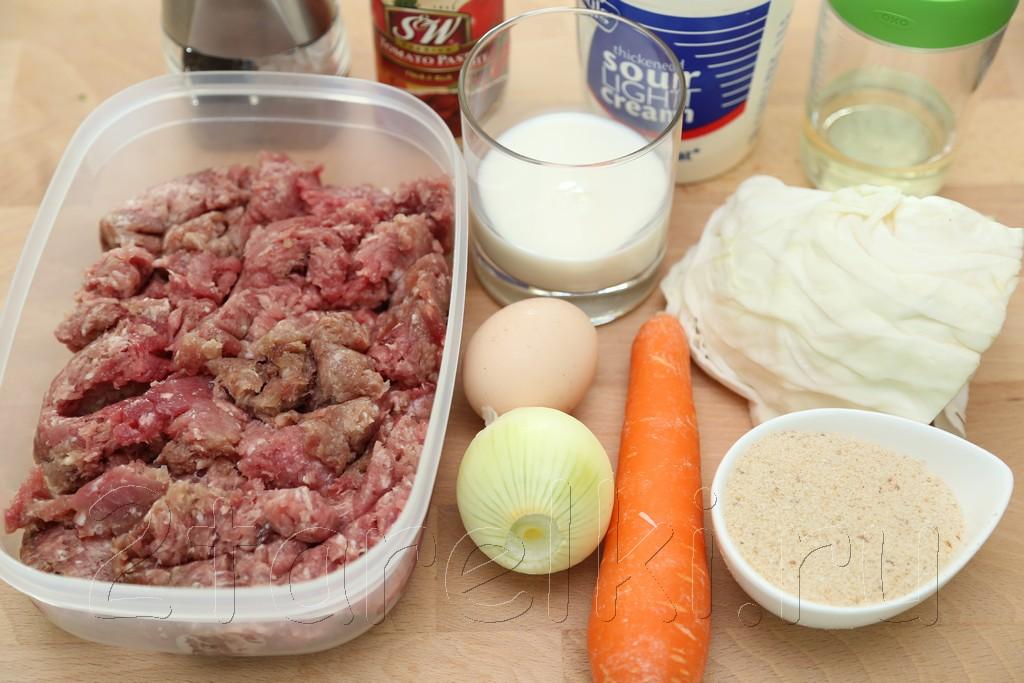 """Котлеты из мяса и овощей """"Дачные"""" 1"""