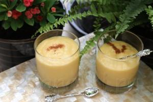 Манговый смузи с медом и корицей 4