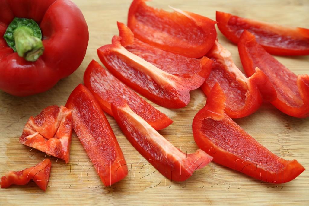 Пикантная овощная закуска-салат для шашлыка 3