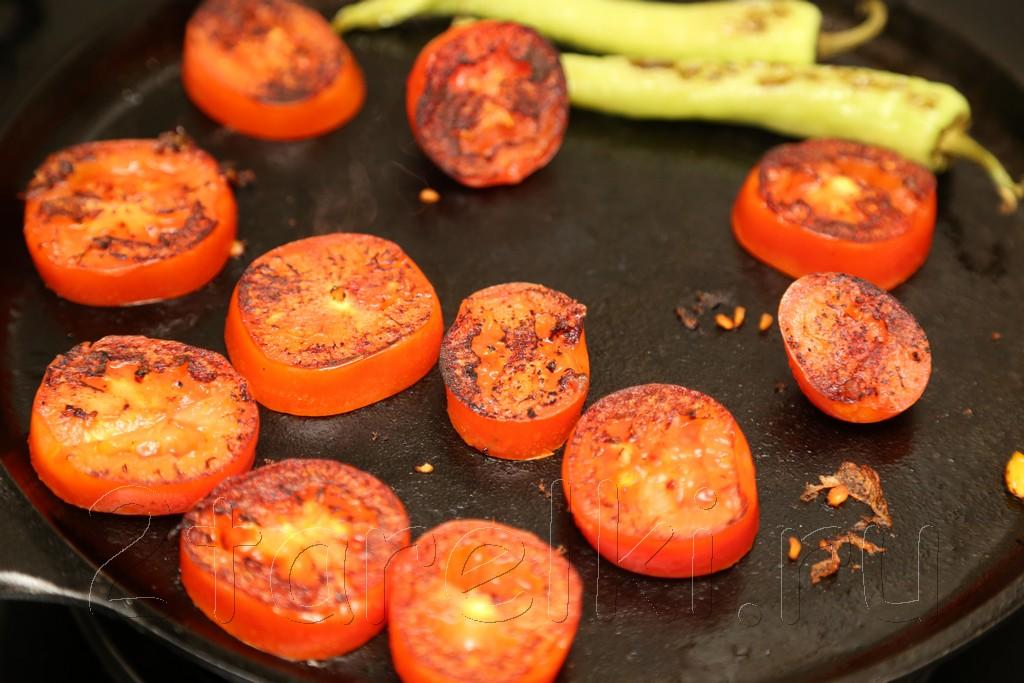 Кебабы с овощами по-турецки 6