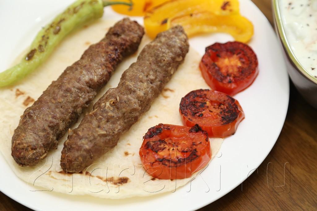 Кебабы с овощами по-турецки 8