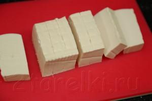 Запеченный тофу с кунжутом 3