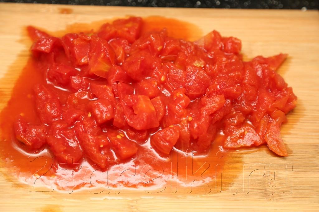 Кальмары в томатном соусе 3