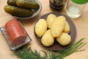 """Закусочный салат """"Мюнхенский"""" 1"""