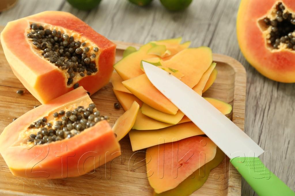 Завтрак с папайей 3
