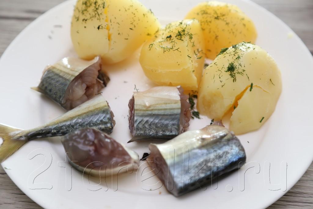Соленая рыбка Ikan Kembong7
