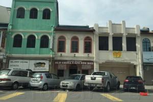 Old China cafe — уютное местечко в Куала Лумпур